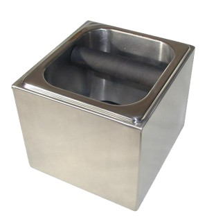 Knock Out Box in Stainless Steel Surround