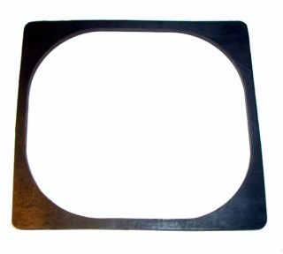 Rubber Noise Reducing Gasket
