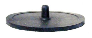 Universal Rubber Backflush Disc